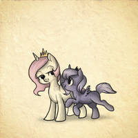 When Life Was Simple by Corrupted-Luna