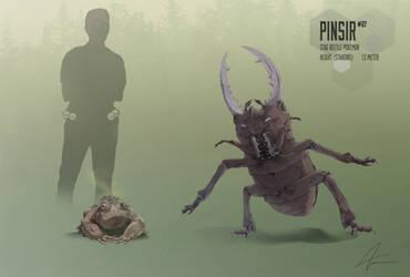 Pinsir #127 - Realistic Pokemon