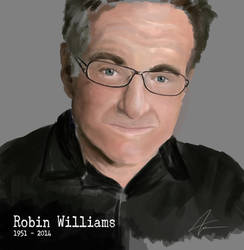 May you rest in peace, Mr. Williams
