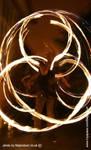 Fire juggler NYE 2007-2008