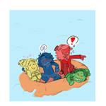 Teeniest Lifeboat