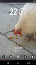 Chicken and Pretzels by DejanB