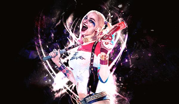 Harley Quinn By Openyoureyesandlive