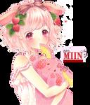 Render: Pink girl
