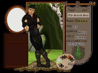 TSS: Drake Odero