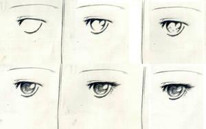 eye tutorial by LottiBaskerville97