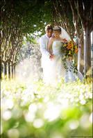 Sara-Jayne and Gavin : Garden by achfoo