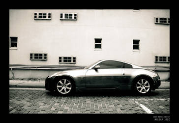 Nissan 350z by achfoo