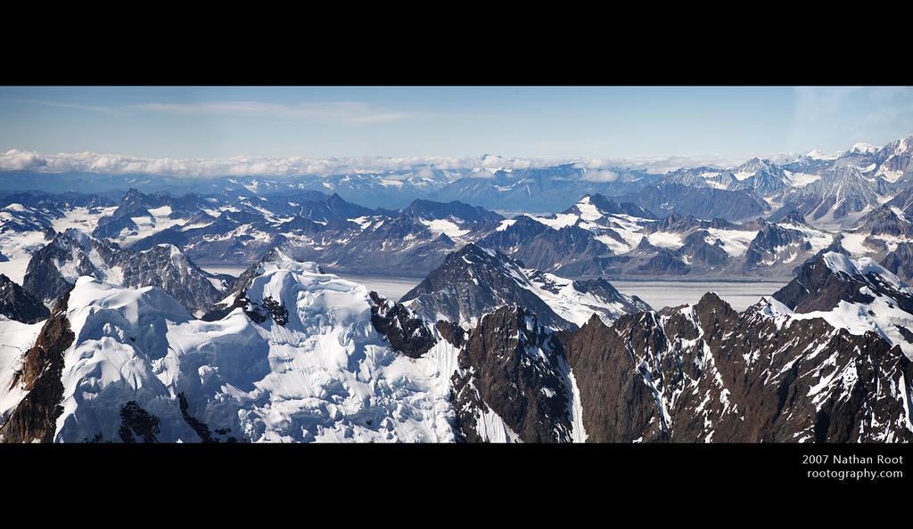 Alaska - McKinley by achfoo