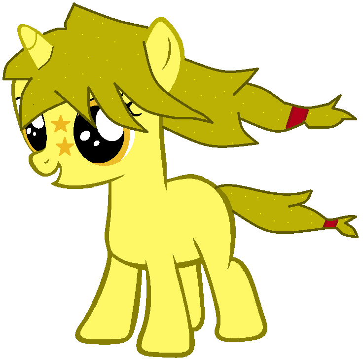 mlp adopted oc shooting star by appimena on deviantart
