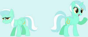 Lyra and Skyra