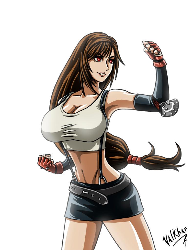 Tifa having sex in final fantasy Redtube Free Asian