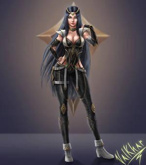 Sentinel of Light - Irelia