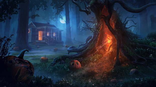 Benny's Spooky Edit War - My Entry