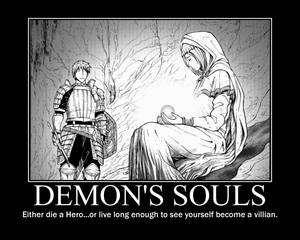 Demon's Souls: The Choice