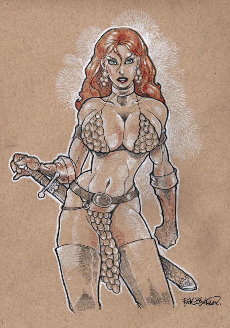 Sonja Char2 by dragonfish74