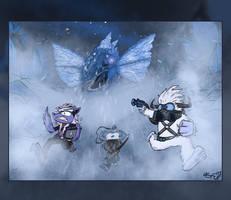 The Snowblasters