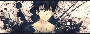 Switch (Usui Kazuyoshi) signature by Hyack