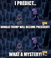 Steven Universe Padparadscha meme. by Wcher999