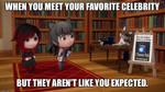 Rwby chibi season 2 episode 3 meme by Wcher999 on DeviantArt