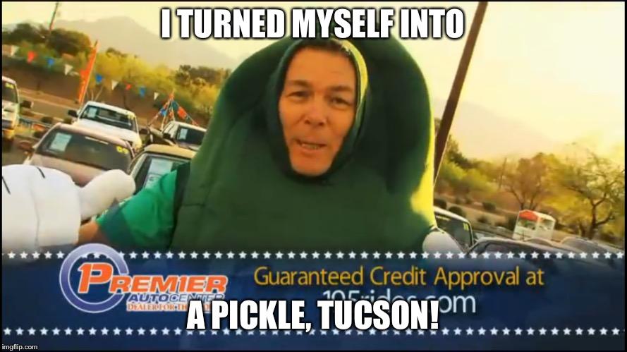 Tucson Car Dealer Rick And Morty Meme By Wcher999 On Deviantart