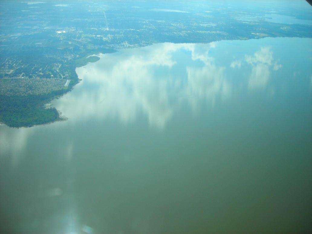 Lake Apoka Up Close by RDFAF