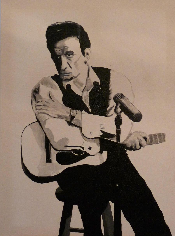 Hello, I'm Johnny Cash by britgeek
