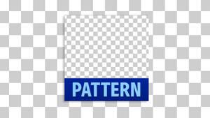 Photoshop Transparent Canvas Pattern
