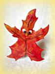 Happy Autumn Leaf!