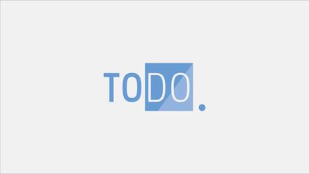 Todo APP release