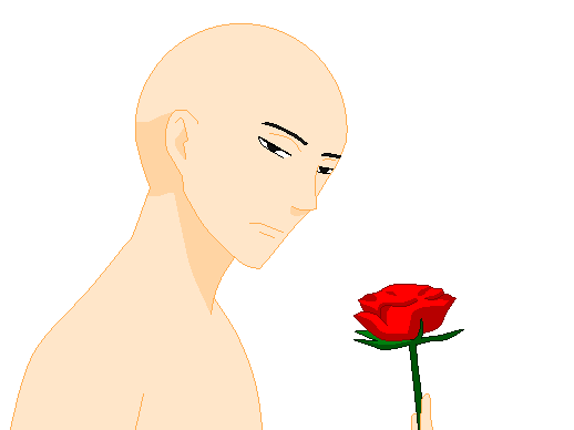 A Rose For You Base: 182 by InuBases