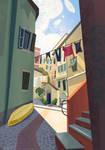 Italy sun