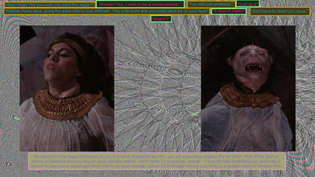 Waxwork 2 Parody Wallpaper by Garnu-Thorn