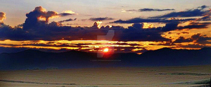 Morning Splendor,idaho,usa