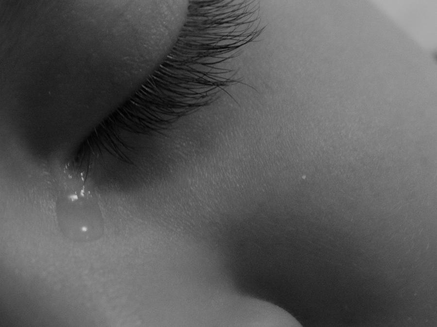 He will wipe every tear