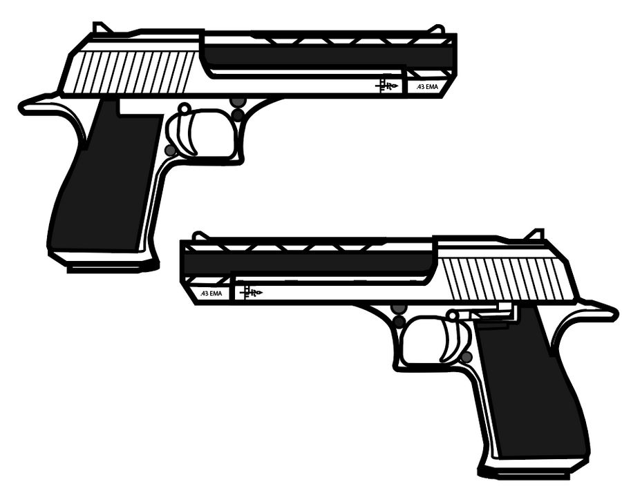 hif 3 enforcer 11mm rail pistol vector remake by tier56 on deviantart hif 3 enforcer 11mm rail pistol vector