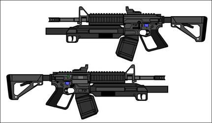 TD-16CR Pyrate Avenger 6.8mm Boarding Carbine