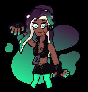 Marina - Splatoon 2