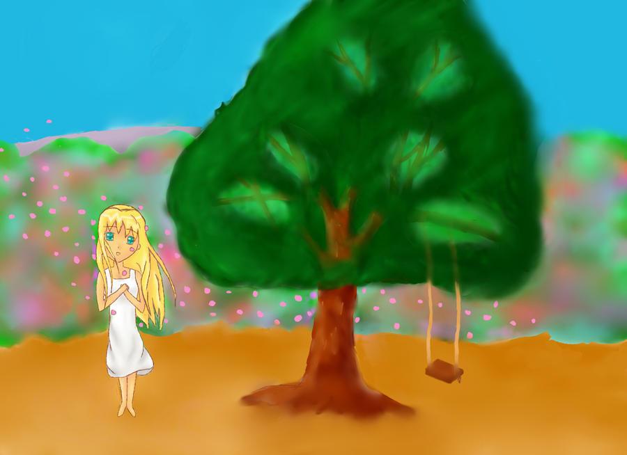 Au jardin des sans pourquoi by kikukikukiku on deviantart for Au jardin des sans pourquoi