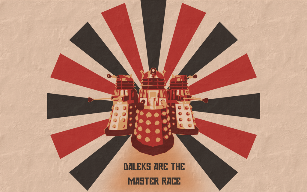 The Dalek Empire by netsui