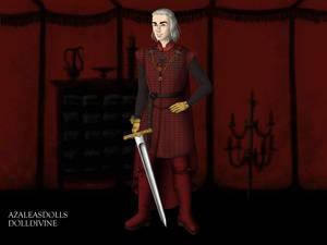 Prince Viserys Targaryen
