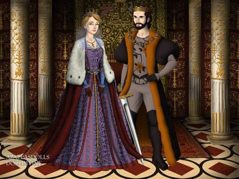 King Thomas II Wayne and Queen Martha Kent-Wayne