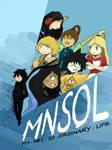 MNSOL: My. Not. So. Ordinary. Life by WierdMonkeyCat