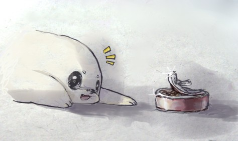 little  seal by Wiikatita