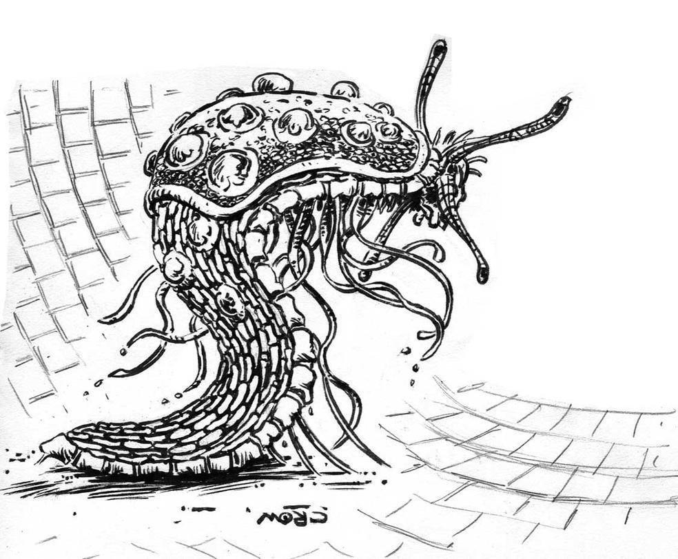 Time Slug by nzCrow