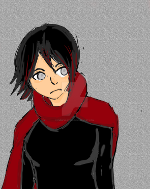 Ruby Rose by Funkycat206