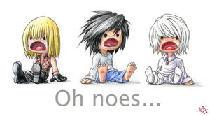 Oh Noes Death Note