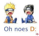Oh Noes Naruto