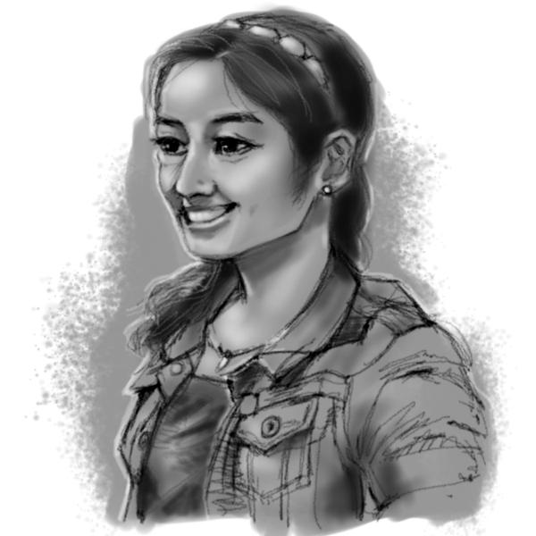 Ms Sharfa by izzathafiz