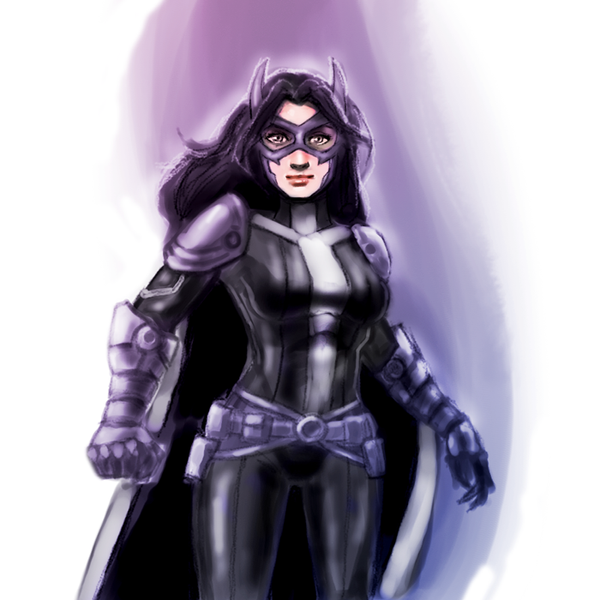 Huntress by izzathafiz